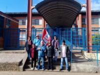 PDT de São Sepé realiza plantio de árvore durante mobilização política