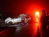 Acidente deixa duas vítimas fatais em Caçapava do Sul