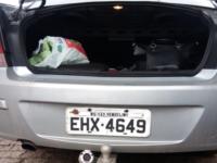 Suspeitos de aplicar golpe do bilhete são detidos em São Sepé