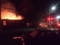 Incêndio atinge casa em bairro de São Sepé