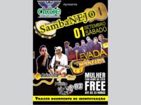 """Clube do Comércio tem festa """"Sambanejo"""" neste sábado"""