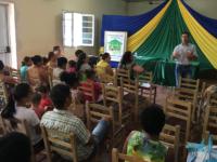 Beneficiários do Bolsa Família participam de reunião em Formigueiro