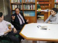 Presidente em exercício da OAB/RS visitou subseção de São Sepé
