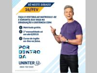 UNINTER e CFC São Sepé promovem evento na Praça das Mercês no sábado