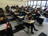 Estudantes podem pedir isenção da taxa de inscrição do Enem a partir desta segunda