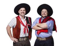 César Oliveira & Rogério Melo farão show no aniversário de São Sepé