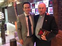 Sepeense Daniel Tonetto lança novo livro em Santa Maria