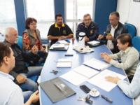 Reunião na Câmara de São Sepé aborda Plano de Mobilidade Urbana