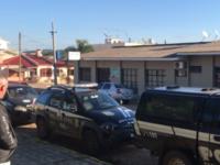 Polícia Civil de São Sepé presta homenagem a policiais mortos em Porto Alegre