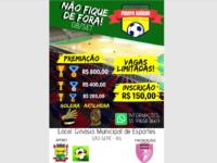 São Sepé terá torneio de futsal feminino em setembro