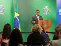 (Brasília - DF, 05/08/2019) Briefing do Porta-voz da Presidência da República, Otávio Rêgo Barros. nFoto: Valdenio Vieira/PR