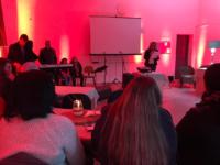 Acadêmicos do Polo Sepé Tiaraju participam de Café Filosófico