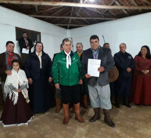 Encontro reúne entidades tradicionalistas de São Sepé