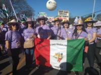 Representantes de São Sepé e região participam da Marcha das Margaridas