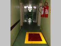 Alagamento suspende atendimentos em unidade de saúde de São Sepé