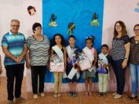 Escola de Formigueiro teve concurso do Mais Belo Negro e Mais Bela Negra