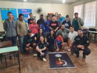 Novembro de conscientização e valor à vida na Escola Clemenciano Barnasque