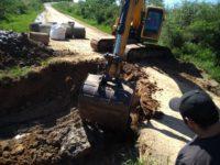 Secretaria de Obras concluiu reparos no interior de Formigueiro