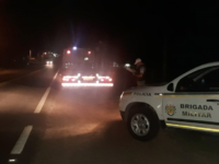 Brigada Militar realiza mais uma operação em Formigueiro