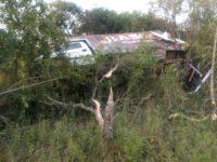 Mulher morre após acidente com caminhão na BR-290