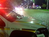 Brigada Militar realiza Operação Avante em Formigueiro e São Sepé