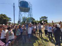 Comunidade do interior de São Sepé ganha solução para tratamento de água