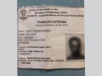 Ladrão perde documento com foto após furtar bar em São Sepé