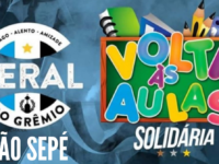 Geral do Grêmio lança campanha solidária em São Sepé