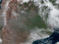 Fumaça de queimadas na Austrália deve chegar ao Rio Grande do Sul