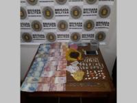 Casal é preso por tráfico de drogas em São Sepé