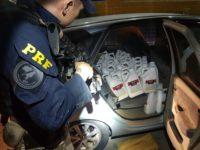 Homem de São Sepé é preso com agrotóxicos contrabandeados