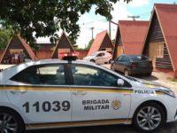 Jovem é morto por asfixia em cabana de aluguel em Rosário do Sul
