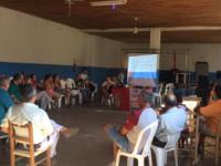 PDT teve encontro com militantes e pré-candidatos