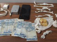 BM apreende dois adolescentes por tráfico de drogas em São Sepé