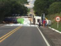 Jovem morre em grave acidente na BR-290 em São Sepé