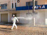 São Sepé terá nova desinfecção das ruas nesta quinta-feira