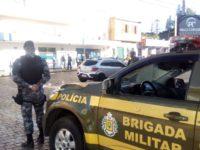 2º Batalhão de Choque dará reforço na segurança em São Sepé
