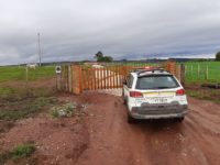 Brigada Militar reforça patrulhamento na área rural de São Sepé