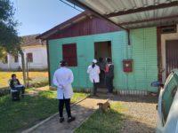 Mutirão sanitário percorre bairros em São Sepé