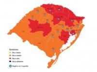 Distanciamento Controlado: região de Santa Maria é incluída na bandeira vermelha