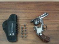 Homem é detido com arma de fogo em São Sepé