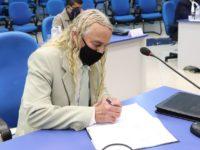 Clarimundo Costa assume vaga de Dr. Maninho na Câmara de Vereadores