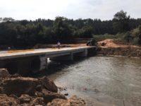 Ponte no Bairro São Cristóvão tem trânsito liberado
