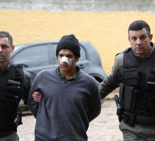 """Acusado """"Marcinho"""" é condenado a 28 anos de prisão"""