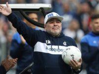 Morre o argentino Diego Maradona aos 60 anos