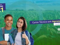 Curso técnico em Agronegócio tem 25 vagas em São Sepé