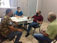 Reunião entre SIMUSS e prefeitura debate reposição salarial para servidores