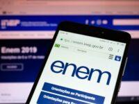 Versão digital do Enem teve 68,1% de abstenção