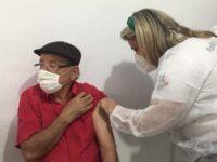 Pandemia: São Sepé já imunizou mais de 1400 pessoas com pelo menos uma dose da vacina