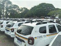 Formigueiro é um dos beneficiados em ato de entrega de viaturas para a Brigada Militar